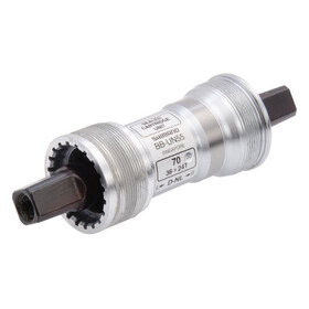 Shimano BB-UN55 Bottom Bracket square taper ITA D-NL 70 mm silver